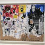 Crowns, 1981, Basquiat (de 3 koningen, Basquiat als verteller)