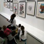 Kinderen & Basquiat, geboeid luisteren, super gewoon.
