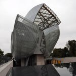 Fondation Louis Vuitton, prachtig gebouw