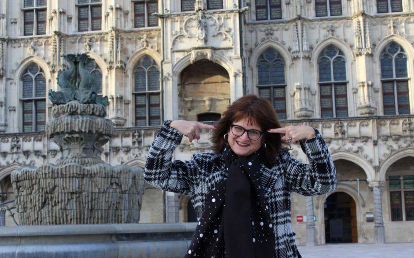 Stadhuis OUdenaarde bril