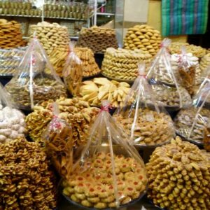 Marrakesh koekjes