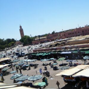 Djemaa el Fna Marrakesh