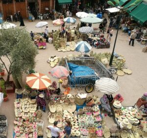 Marché de l'Epicerie Marrakesh