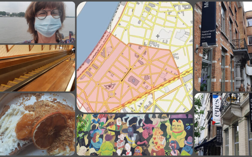 Staycation uitstap 't Zuid Antwerpen: streepje cultuur, hippe straten, de Schelde