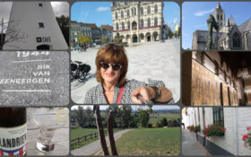 Staycation uitstap in Oudenaarde: Hanske, Adriaan, Margaretha en Flandriens